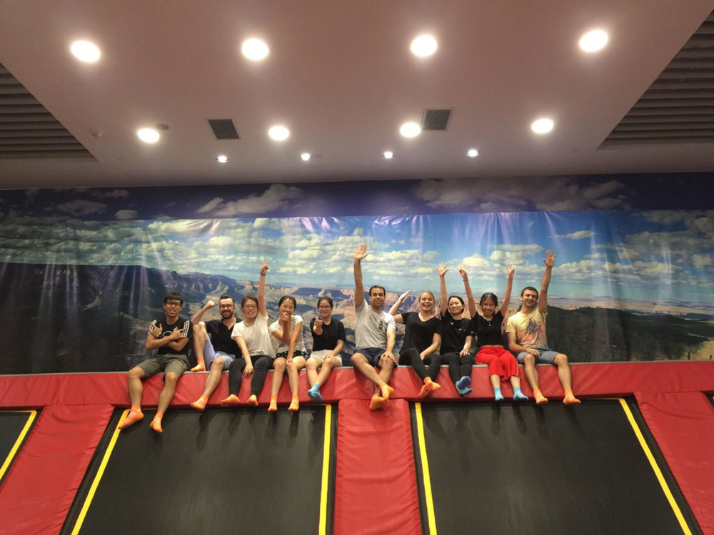 Team Building • Sport Activity - Asiaction Sourcing
